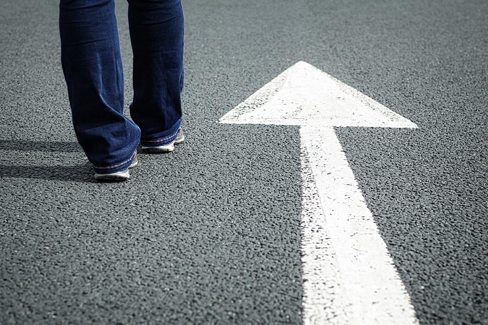 Direction, axe à suivre